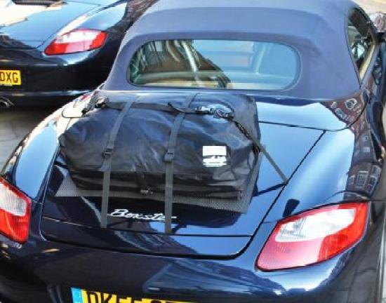 Porsche Boxster Gepäckträger 987