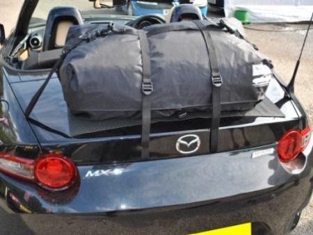 Mazda MX5 ND Gepäckträger