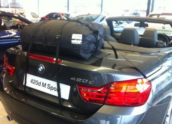 BMW 4er Gepäckträger