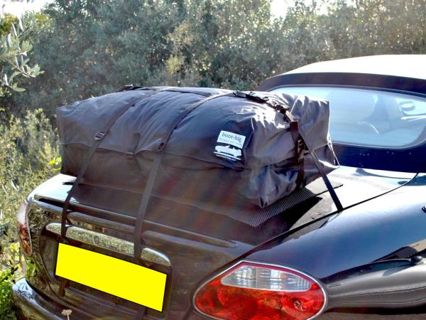 Jaguar XK Gepäckträger
