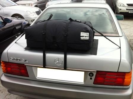 Mercedes SL Gepäckträger