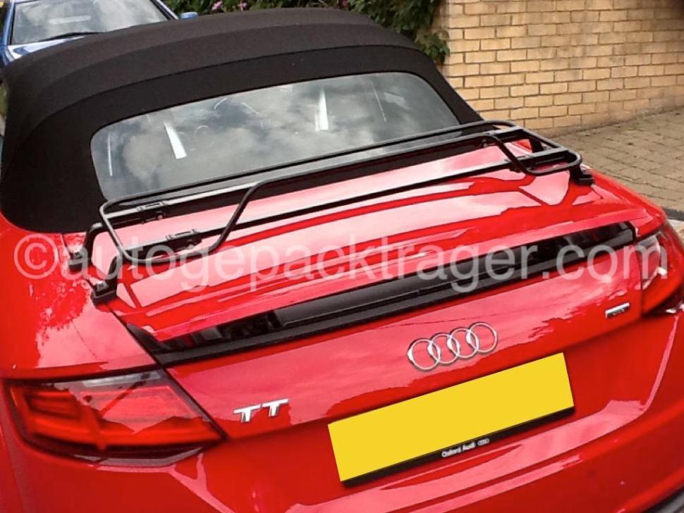 Audi TT Typ 8s Cabrio Gepackträger