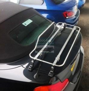 Edelstahl Cabrio Gepäckträger : BMW 1er Cabrio