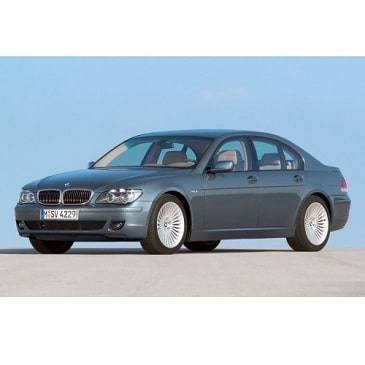 BMW 7 Series Old