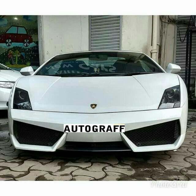 2014 Lamborghini Gallardo 1.85 Crore