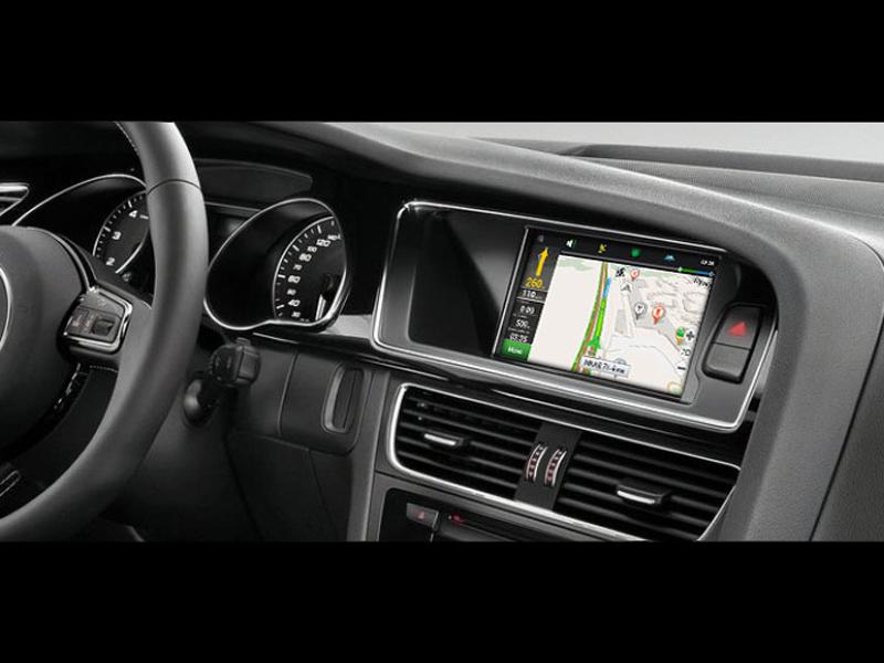 Навигация Ауди с системой Android