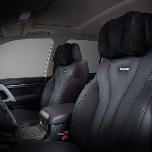 Комфортные сидения Toyota с массажем и вентиляцией Autogrape