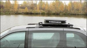Автомобильное спутниковое ТВ