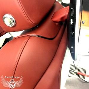 Развлекательная система Bentley