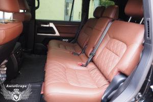 Установка 3-го ряда сидений Тойота ЛС200
