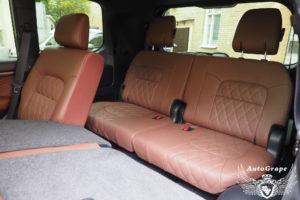 Установка 3-го ряда сидений Тойота