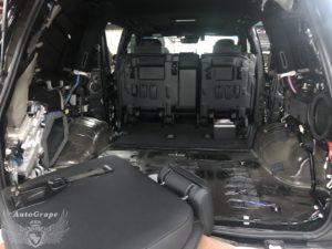 Третий ряд сидений для Lexus LX