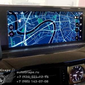 android навигация lexus lx 570