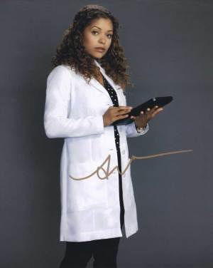 Antonia Thomas In-person Autographed Photo