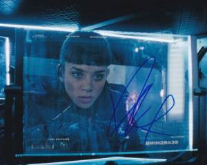 Hannah John-Kamen In-person Autographed Photo
