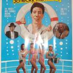 Adam Sandler in-person autographed poster