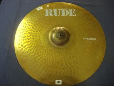 Cozy Powell used cymbal from Estate – Black Sabbath / Rainbow