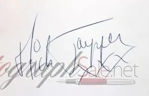 Mick Jagger Autograph Examples | The Rolling Stones