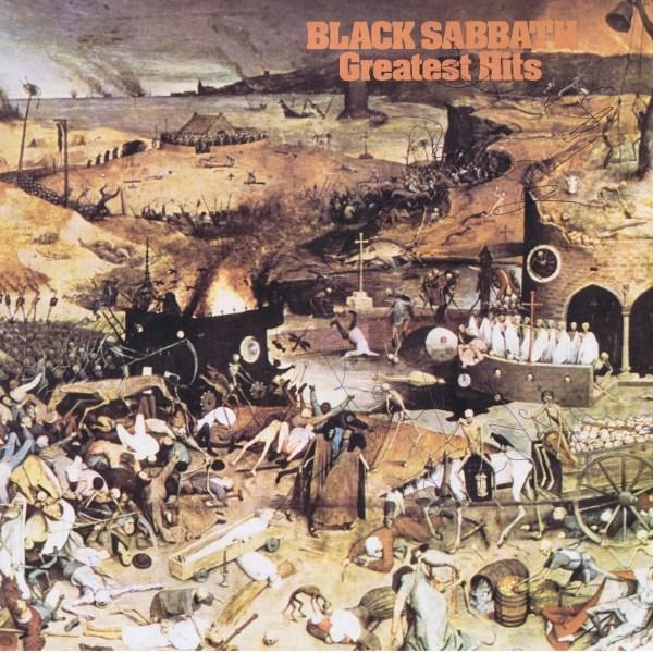 Black Sabbath Greatest Hits Autograph Album Ozzy Osbourne, Tony Iommi, Geezer Butler, Bill Ward