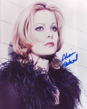 Alison Eastwood in-person autographed photo