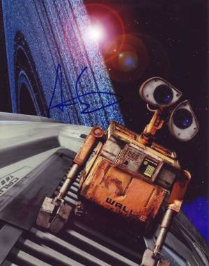 Andrew Stanton in-person autographed photo
