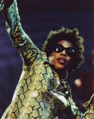 Macy Gray in-person Autographed photo