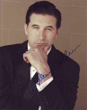 William Baldwin in-person autographed photo