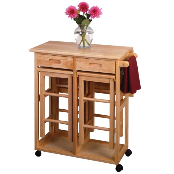 kitchen cart table commercial cabinets what are the advantages of modern 20 photos