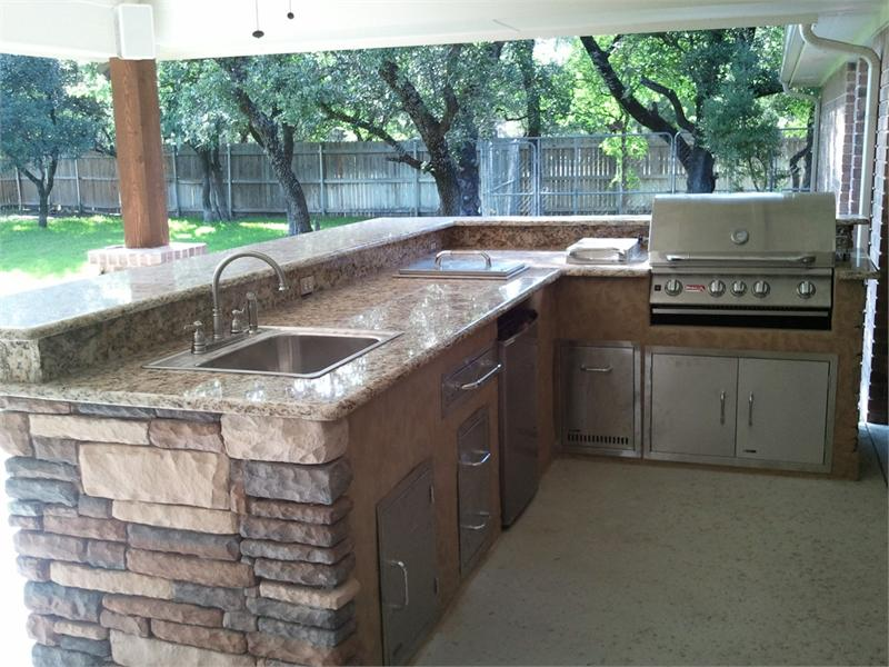 outdoor kitchen frames wholesale faucets prefab kits modern furniture photos