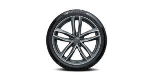 Audi Sommer-Kompletträder 5-Doppelspeichen-design 20''