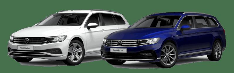 Autohaus Halstenberg - Angebot VW Passat Variant R-Line und Elegance