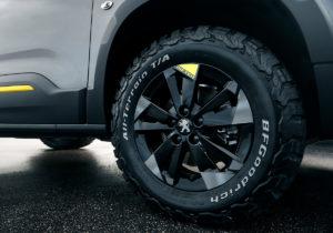 Peugeot RIFTER 4x4 Concept 09