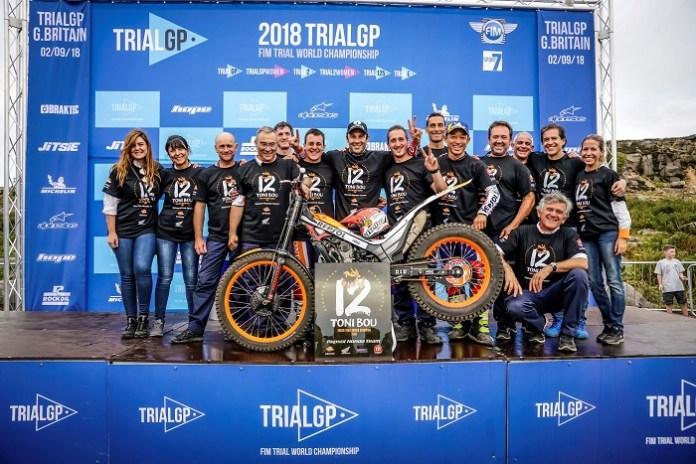 Trial 2018: Round Seven
