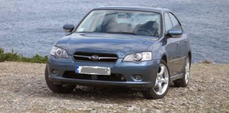 Subaru Legacy 017702
