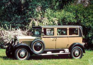 Opel 10/45 PS (Modell 80) Pullman-Limousine, 1925–27
