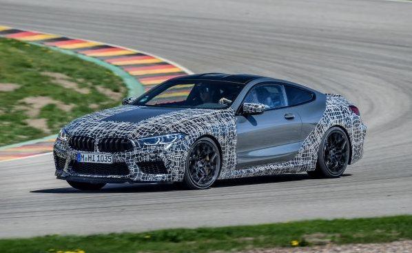 BMW M Mode M8 011