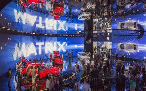 IAA 2015 - Opel Astra World Premiere