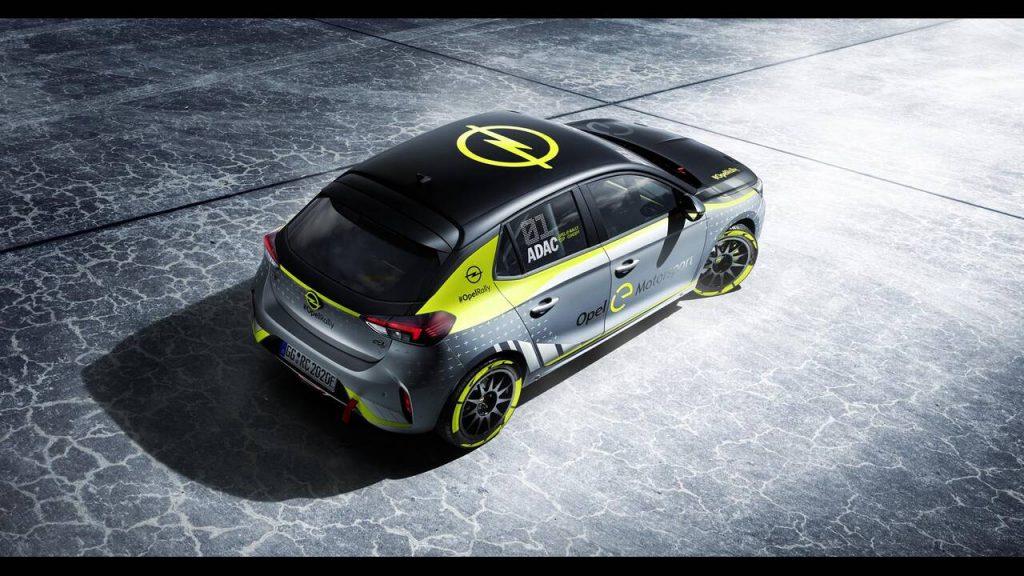 Opel Corsa-e Rally 0