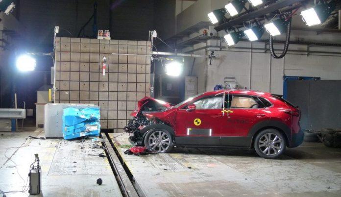 2019-Euro-NCAP-Mazda-CX-30 001