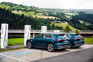 Audi e-tron 55