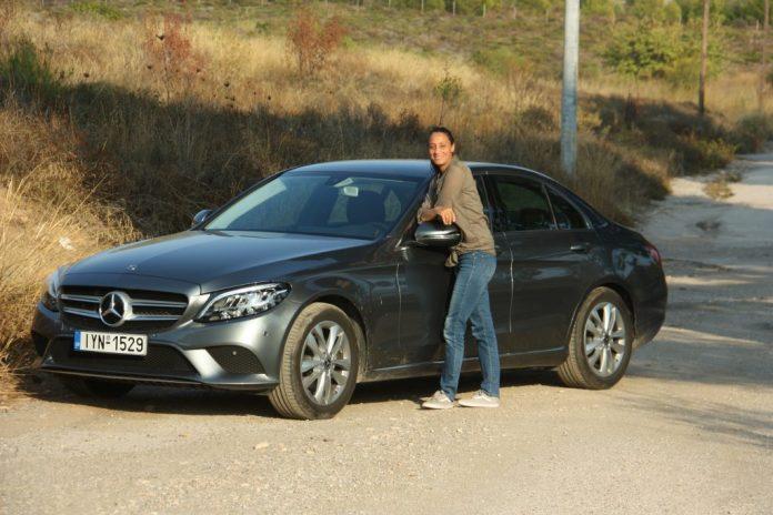 Mercedes-Benz C180 Auto 020