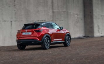 Nissan JUKE Unveil Dynamic Outdoor - 15