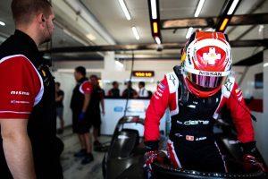 Nissan e.dams Formula E 6