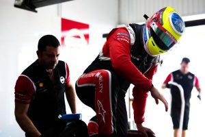 Nissan e.dams Formula E 5