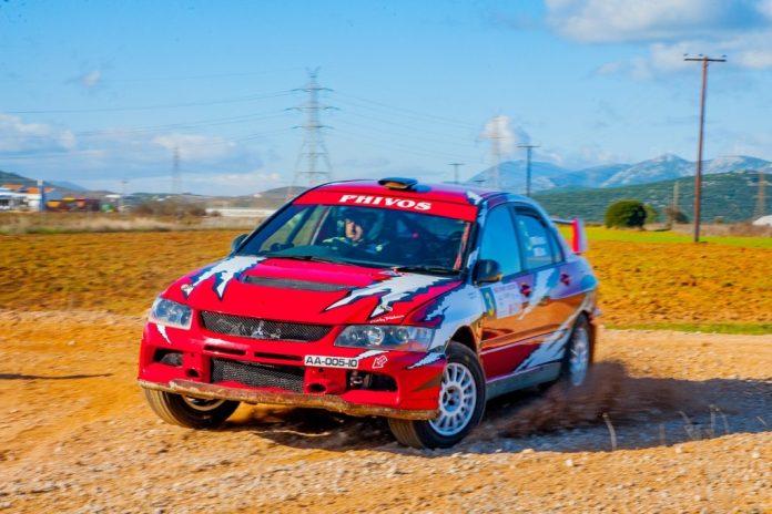 Rally Sprint 2019_Voiotias_C2_Nikolaou