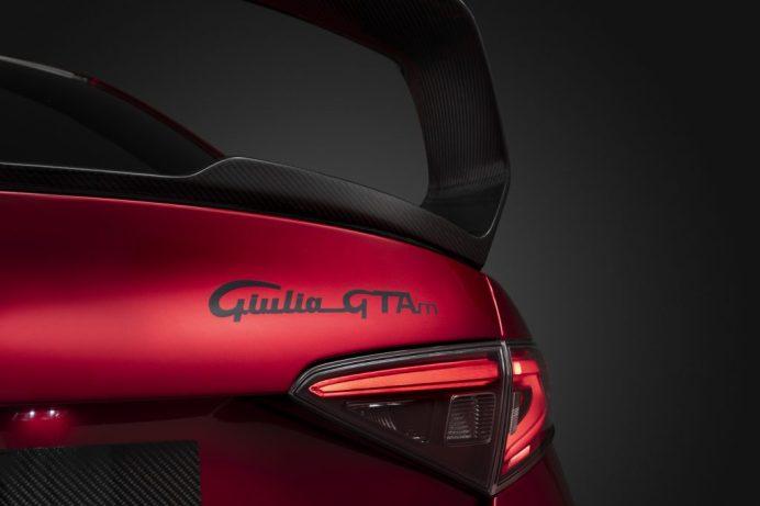 Alfa romeo Giulia GTA 2020 06