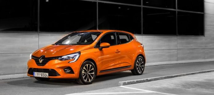 Renault Clio 0
