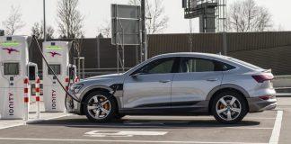 Audi e-tron Sportback 00