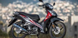 Honda Moto 01