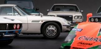 Mazda record